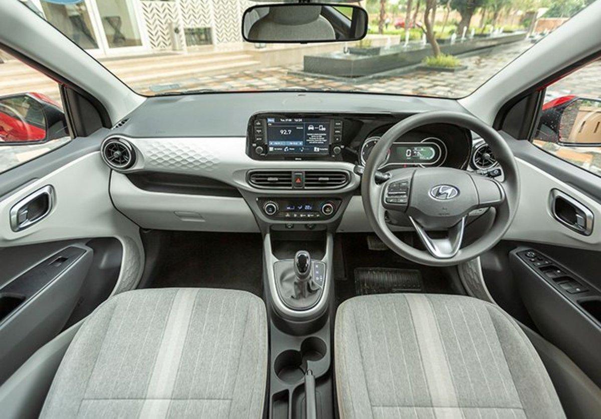 Đánh giá xe Hyundai Grand i10 2020 - Nội thất thoải mái