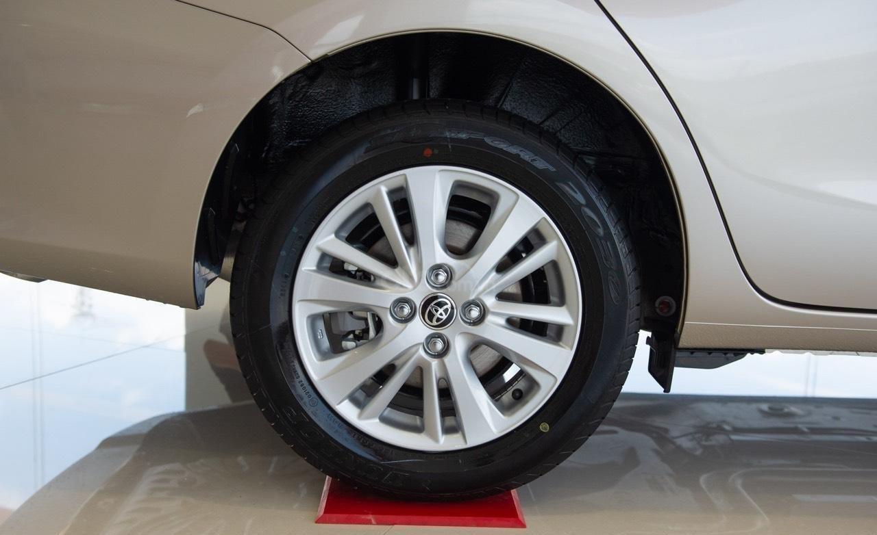 Toyota Vios 2019 mới giá tốt, mua trả góp lãi suất 0% 165 triệu, giao xe ngay tất cả các tỉnh (3)