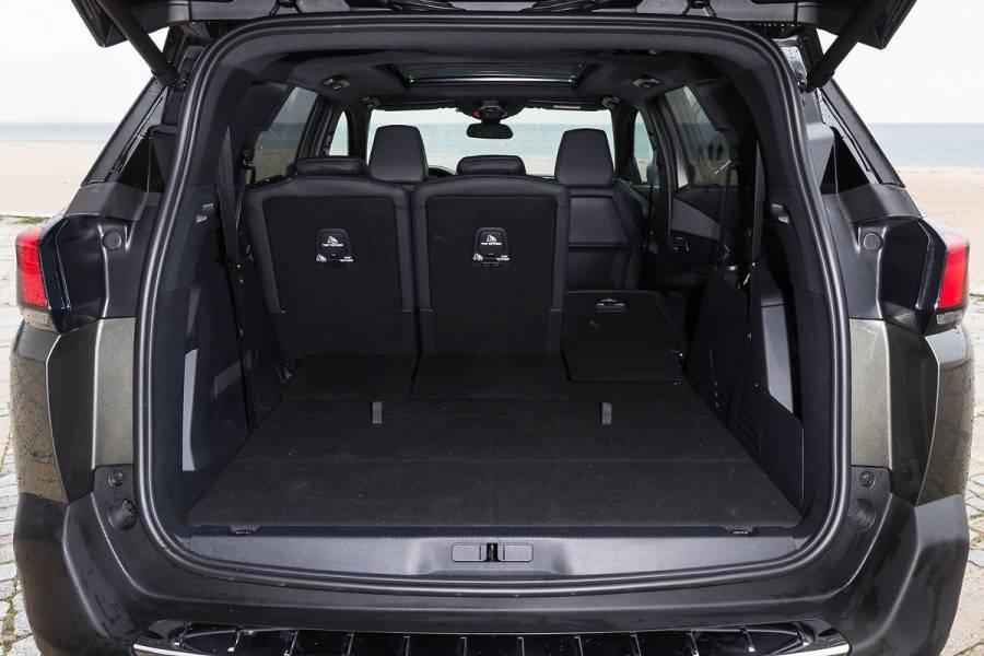 Cần bán Peugeot 5008 đời 2019, màu xám, giá ưu đãi (18)