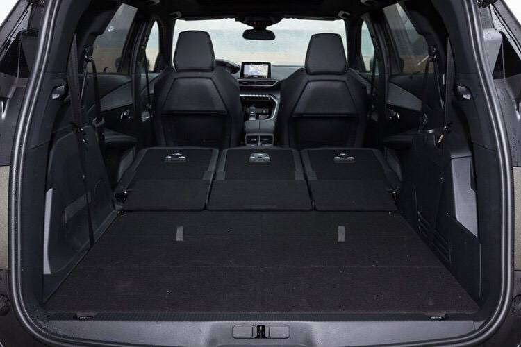 Cần bán Peugeot 5008 đời 2019, màu xám, giá ưu đãi (3)