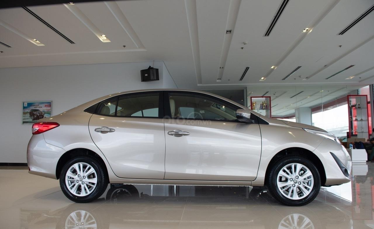 Toyota Vios 2019 mới giá tốt, mua trả góp lãi suất 0% 165 triệu, giao xe ngay tất cả các tỉnh (2)
