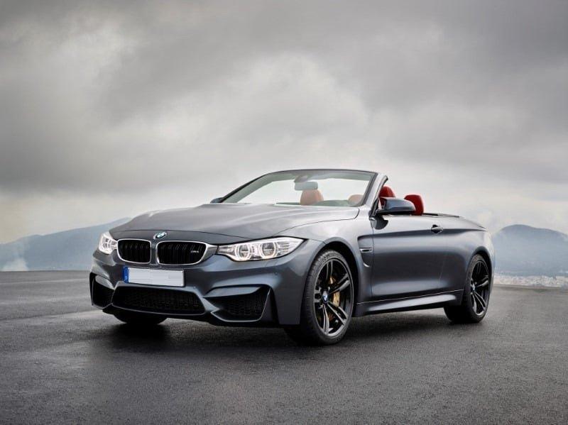 BMW M4 Convertible a1