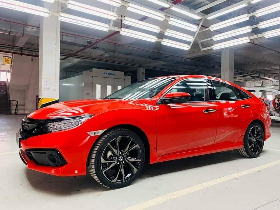 Honda ô tô Long Biên-Honda Civic 2019 giá tốt nhất miền Bắc (tặng tiền mặt+phụ kiện+BHTV), liên hệ: 036.498.6666 Mr. Minh (5)