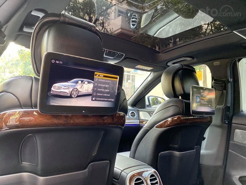 MBA Auto - Bán xe Mercedes S450 trắng model 2019 - trả trước 1 tỷ 500 nhận xe ngay (24)