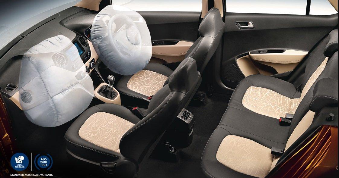 Đánh giá xe Hyundai Grand i10 2020 - Công nghệ an toàn khá...cơ bản