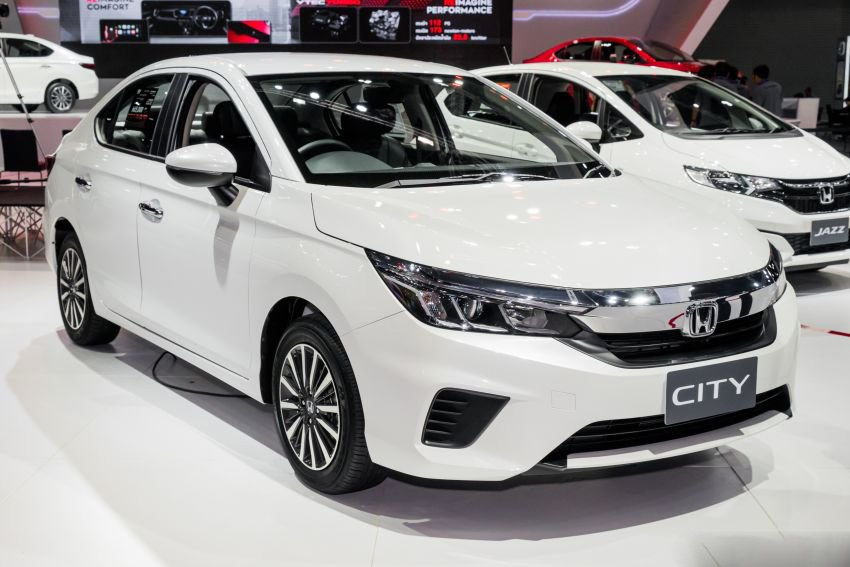 Ảnh chi tiết Honda City 2020: Đẹp thế này Toyota Vios cũng e ngại a32
