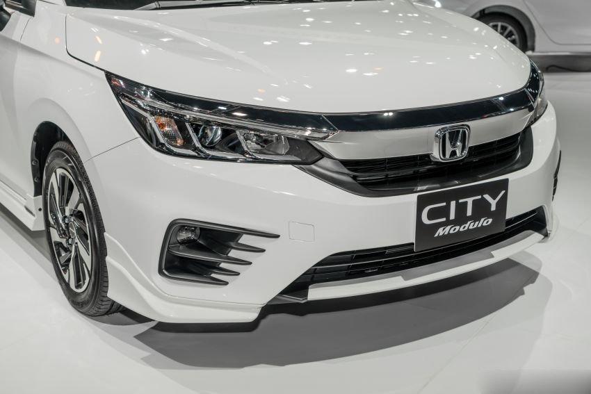 Ảnh chi tiết Honda City 2020: Đẹp thế này Toyota Vios cũng e ngại a35