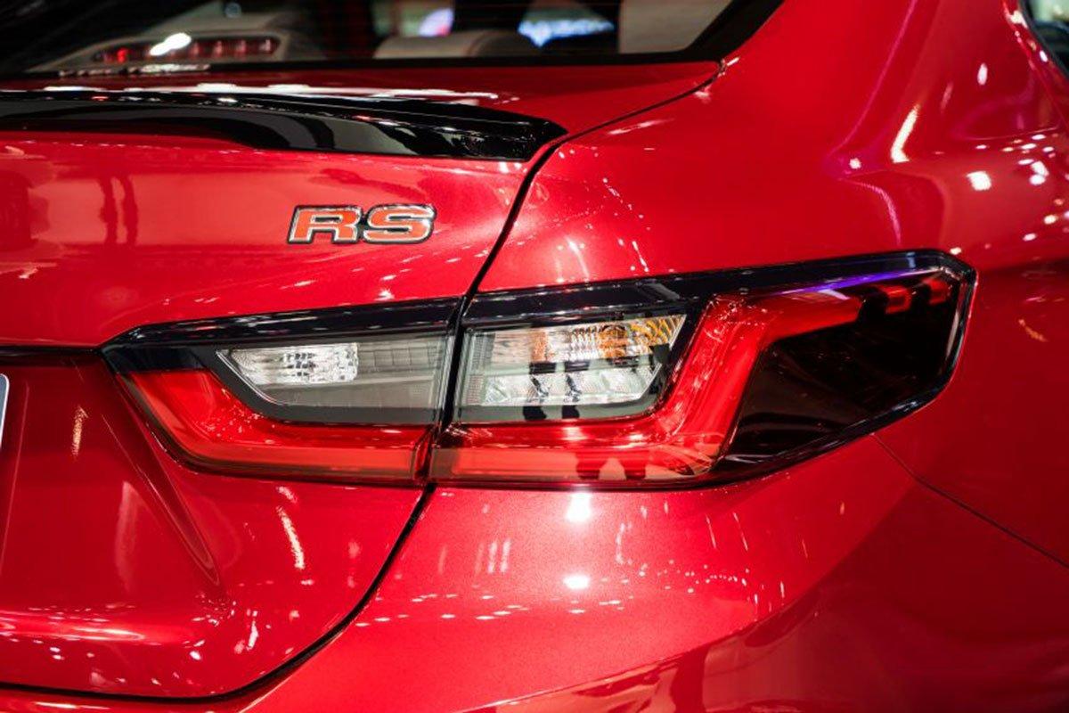 Ảnh chi tiết Honda City 2020: Đẹp thế này Toyota Vios cũng e ngại a13