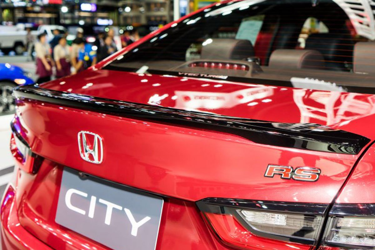 Ảnh chi tiết Honda City 2020: Đẹp thế này Toyota Vios cũng e ngại a12