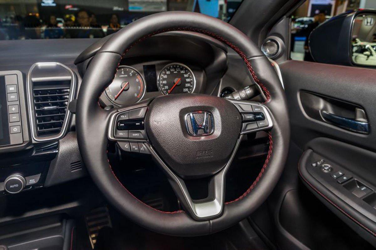 Ảnh chi tiết Honda City 2020 Đẹp thế này Toyota Vios cũng e ngại a16