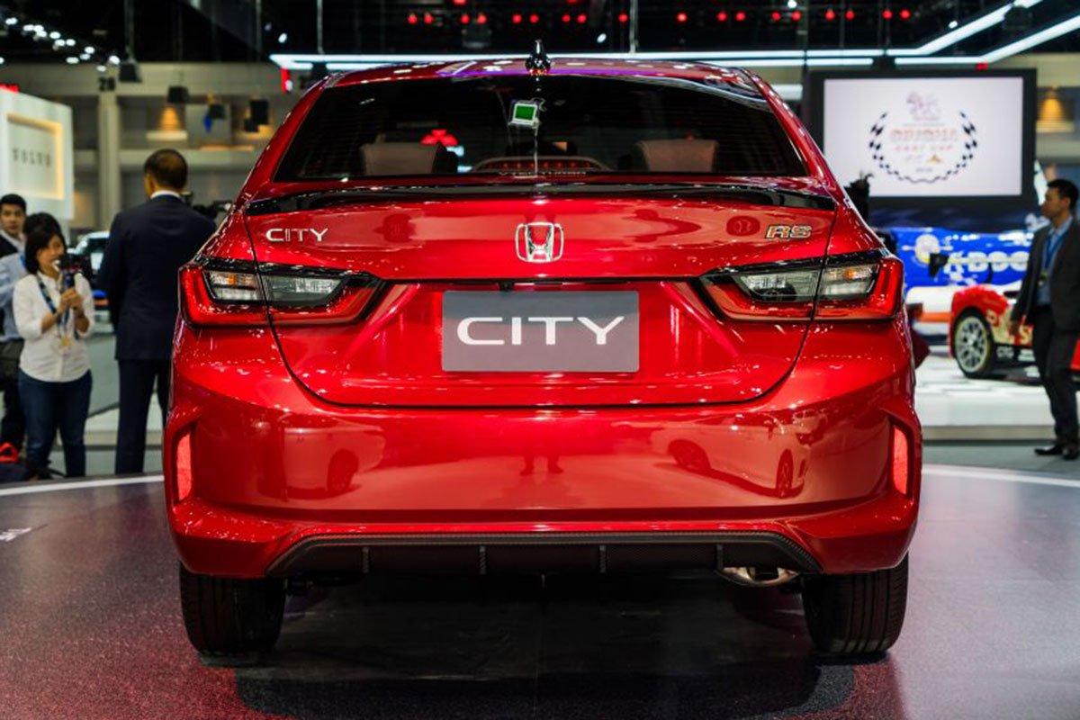 Ảnh chi tiết Honda City 2020: Đẹp thế này Toyota Vios cũng e ngại a10