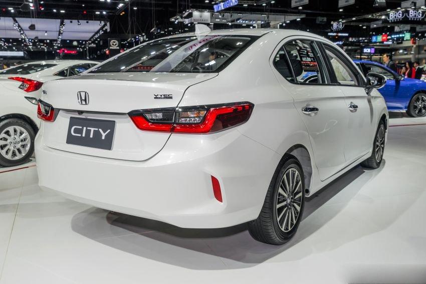 Ảnh chi tiết Honda City 2020: Đẹp thế này Toyota Vios cũng e ngại a33