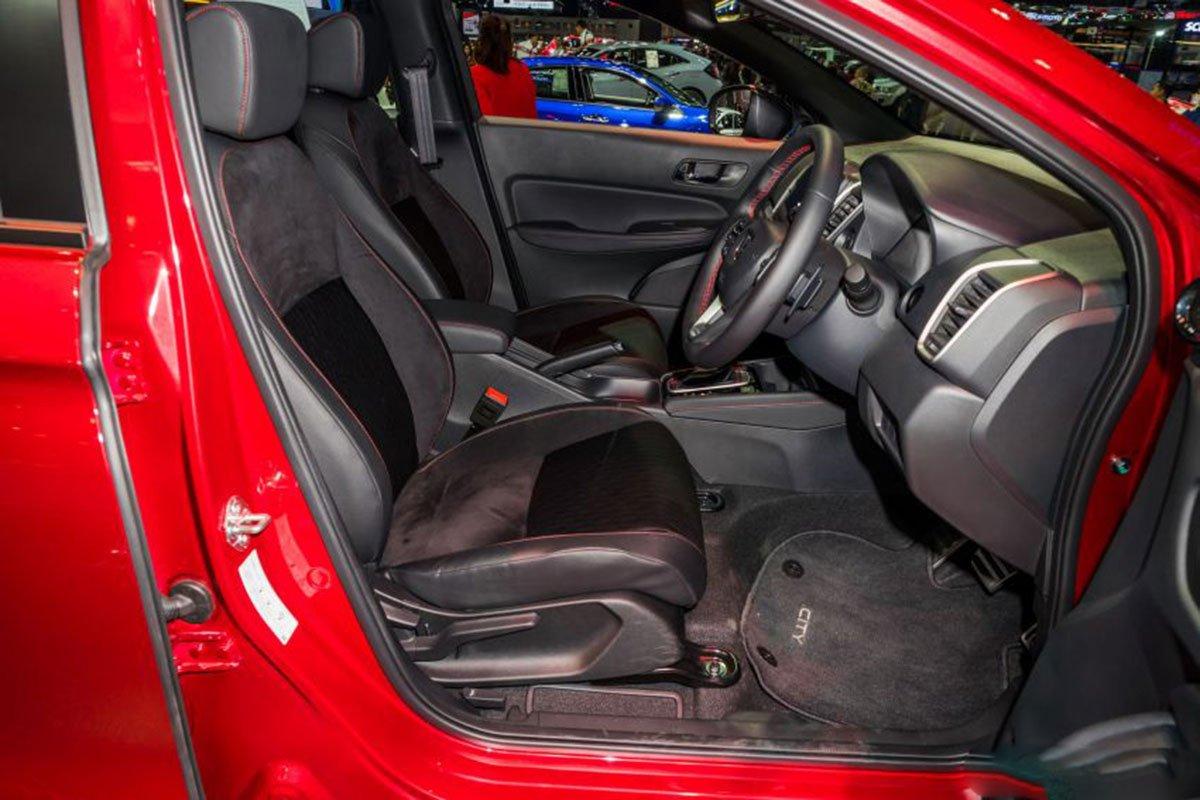 Ảnh chi tiết Honda City 2020 Đẹp thế này Toyota Vios cũng e ngại a18