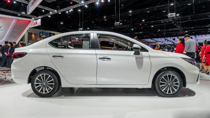 Ảnh chi tiết Honda City 2020: Đẹp thế này Toyota Vios cũng e ngại a34