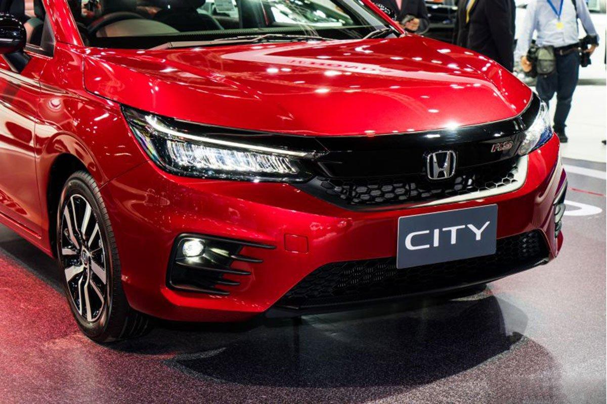 Ảnh chi tiết Honda City 2020: Đẹp thế này Toyota Vios cũng e ngại a2
