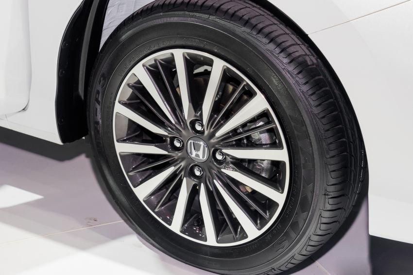 Ảnh chi tiết Honda City 2020: Đẹp thế này Toyota Vios cũng e ngại a37