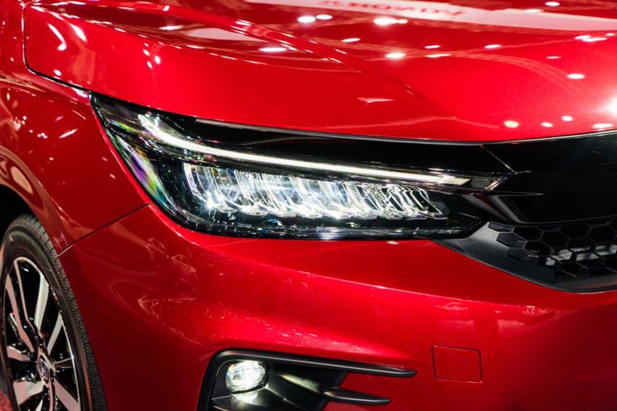 Ảnh chi tiết Honda City 2020: Đẹp thế này Toyota Vios cũng e ngại a4