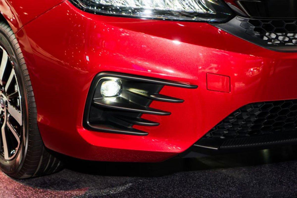 Ảnh chi tiết Honda City 2020: Đẹp thế này Toyota Vios cũng e ngại a5