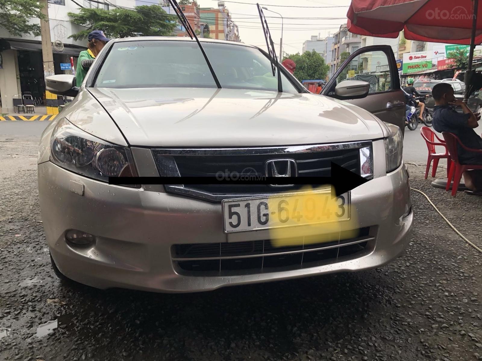 Cần bán Honda Accord EX 2008,  2.4 nhập Nhật, hàng xuất Mỹ (8)
