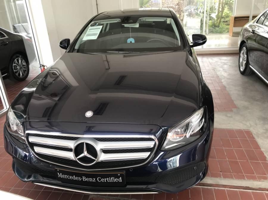 Cần bán Mercedes E250 năm 2019, nhập khẩu như mới (1)