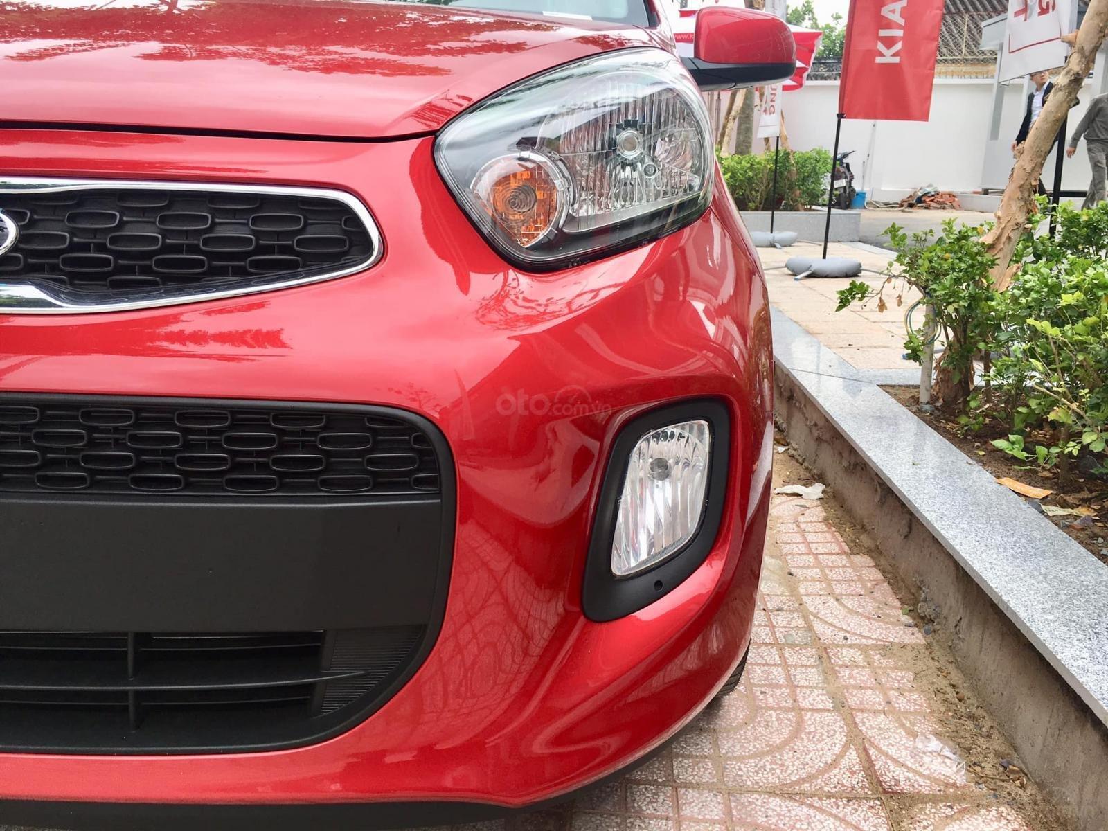 Kia Morning AT giá rẻ nhất chỉ 329tr, giảm giá, tặng miễn phí BD 20.000km + phụ kiện, đưa trước 20% lấy xe (9)