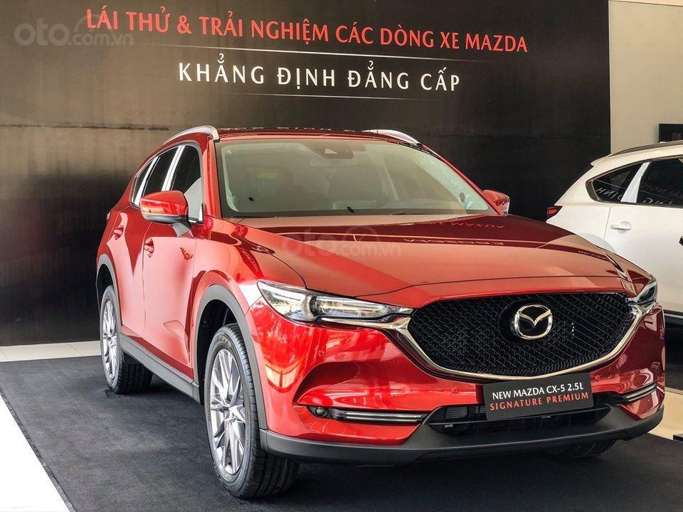 [Mazda Vũng Tàu] New Mazda CX5 2019 - hỗ trợ trả góp 80%, sở hữu xe chỉ từ 270 triệu (5)