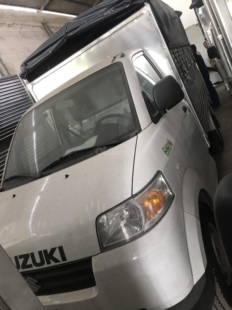 Suzuki Hồng Phương - Ưu đãi giám giá cuối năm chiếc xe Suzuki Super Carry Pro đời 2018, màu trắng (3)