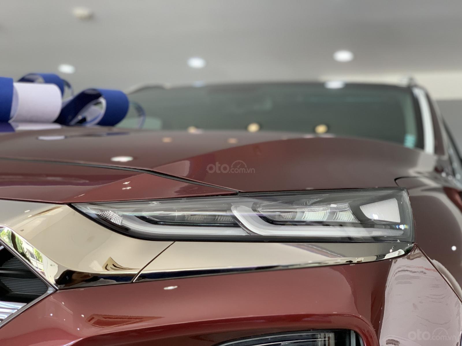 Hyundai Santafe bản đặc biệt nhiều ưu đãi hấp dẫn, khuyến mãi ngập tràn (4)