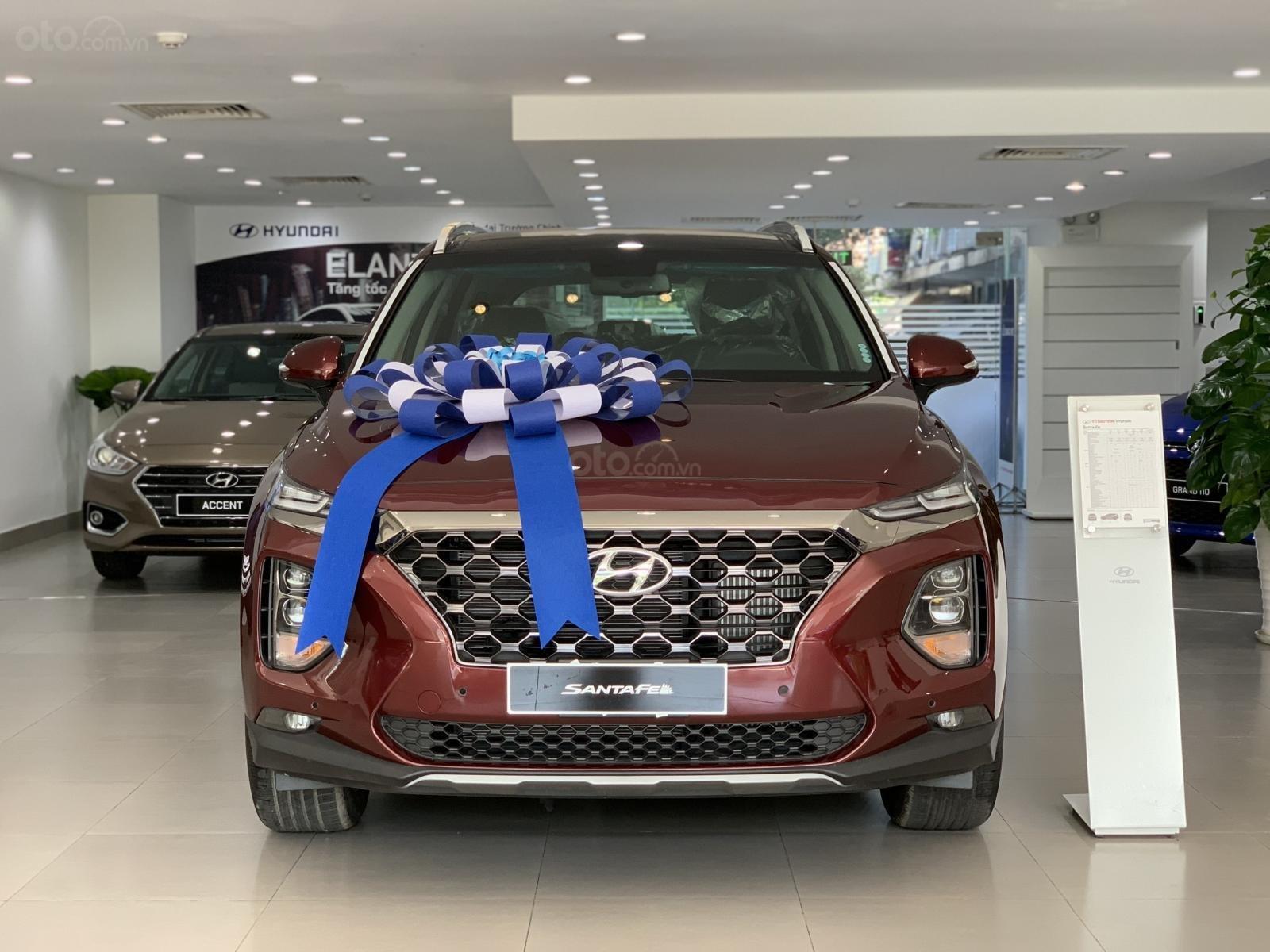 Hyundai Santafe bản đặc biệt nhiều ưu đãi hấp dẫn, khuyến mãi ngập tràn (5)