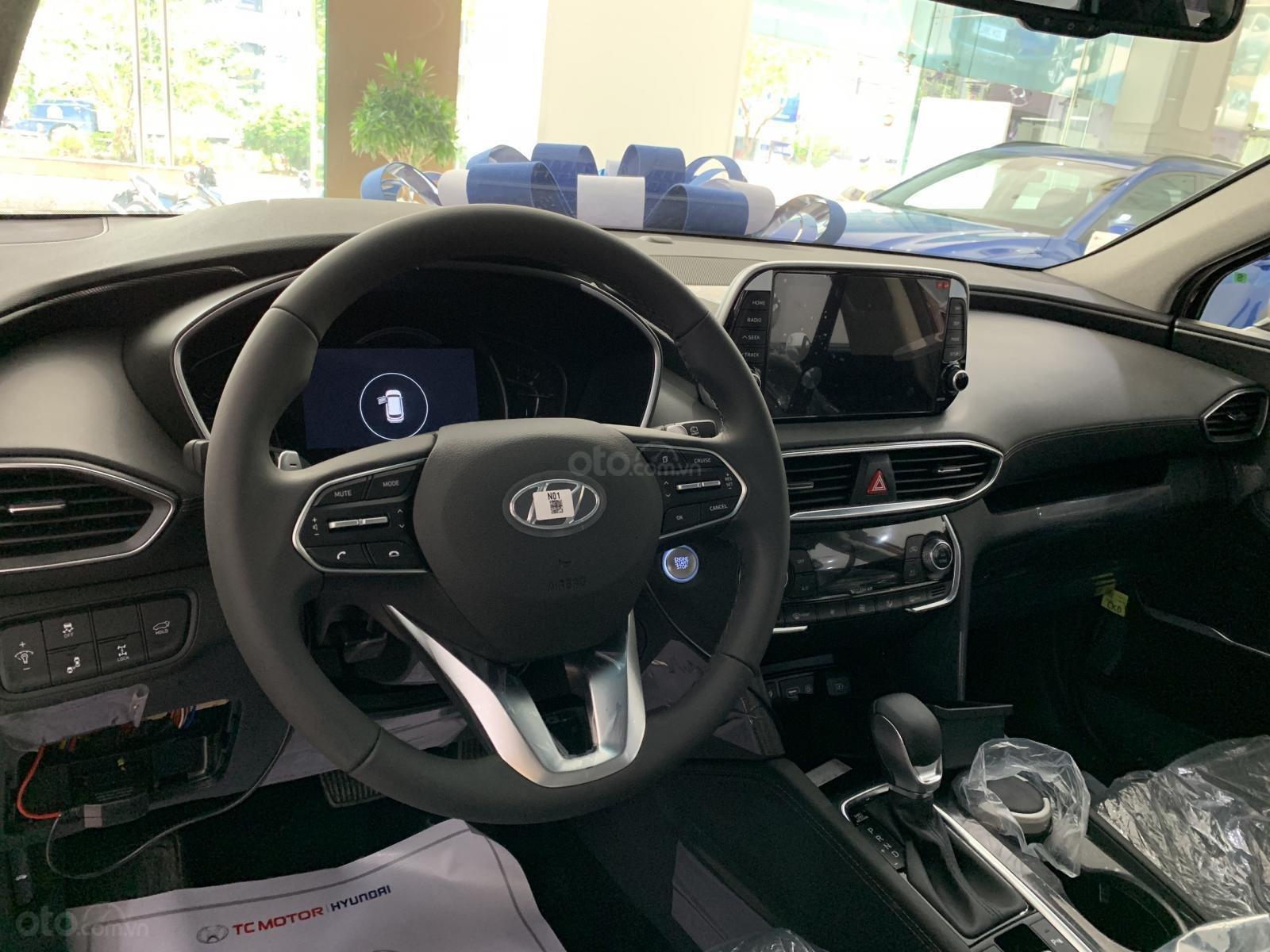 Hyundai Santafe bản đặc biệt nhiều ưu đãi hấp dẫn, khuyến mãi ngập tràn (9)