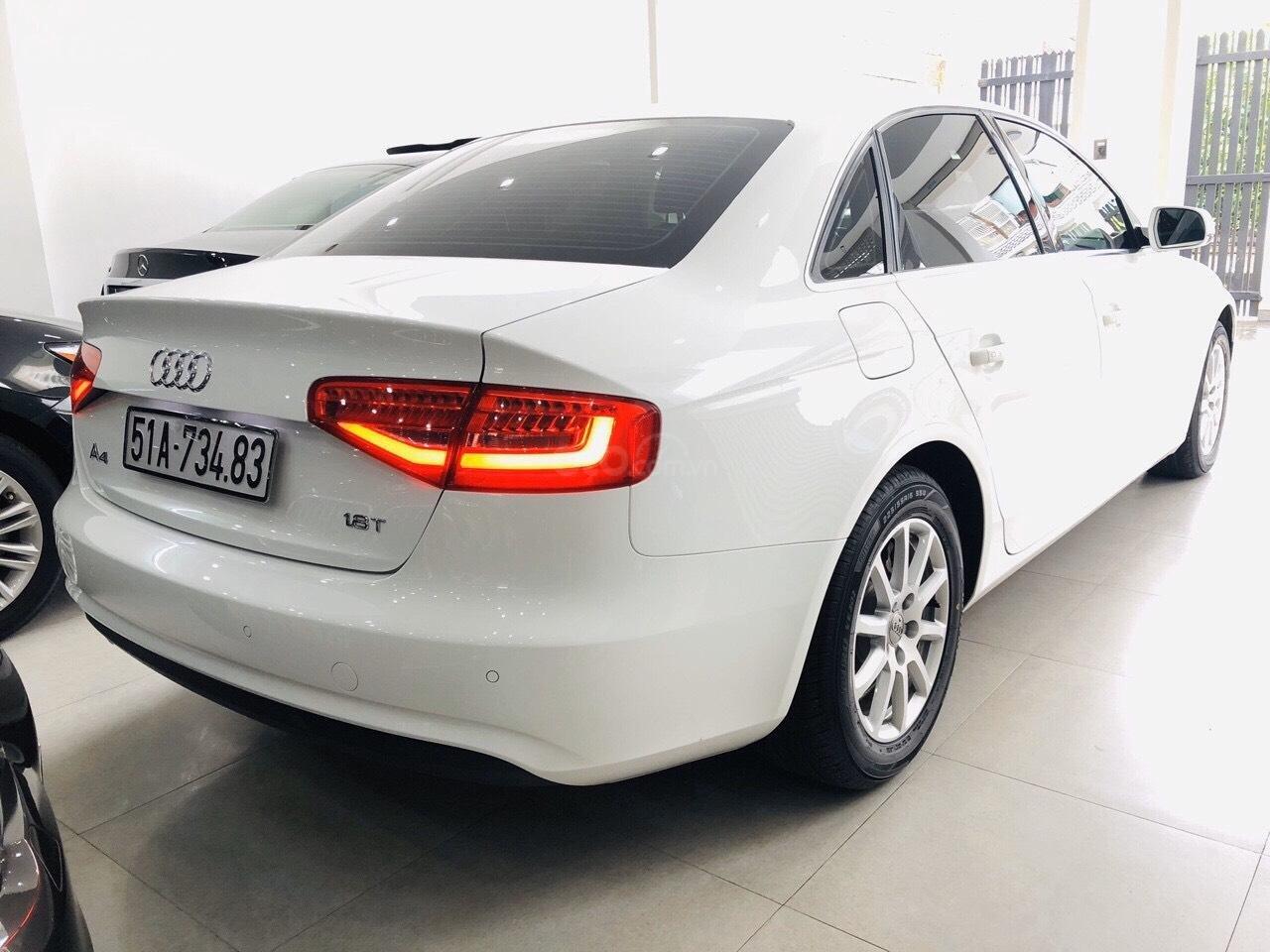 Bán Audi A4 sản xuất 2013 xe đẹp đi đúng 24000km hàng hiếm xe ít sử dụng bao checks hãng (2)
