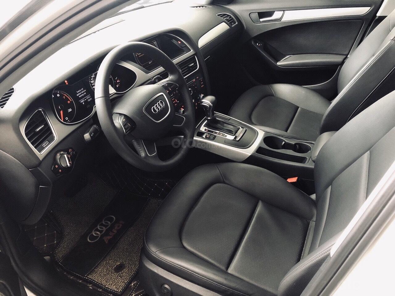 Bán Audi A4 sản xuất 2013 xe đẹp đi đúng 24000km hàng hiếm xe ít sử dụng bao checks hãng (5)