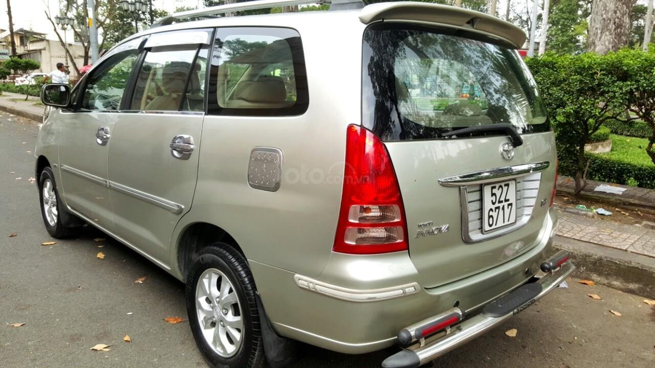 Bán ô tô Toyota Innova G đk T10/2006, liên hệ chính chủ 0913993465 Thanh (4)