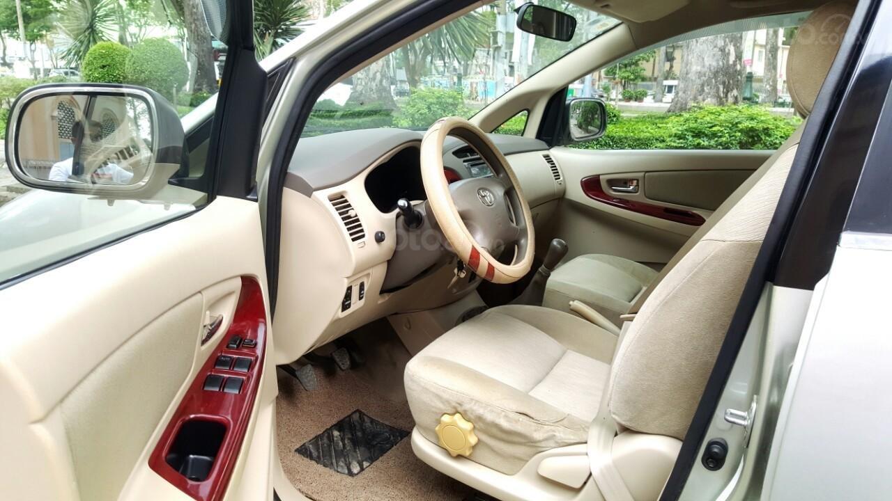 Bán ô tô Toyota Innova G đk T10/2006, liên hệ chính chủ 0913993465 Thanh (6)