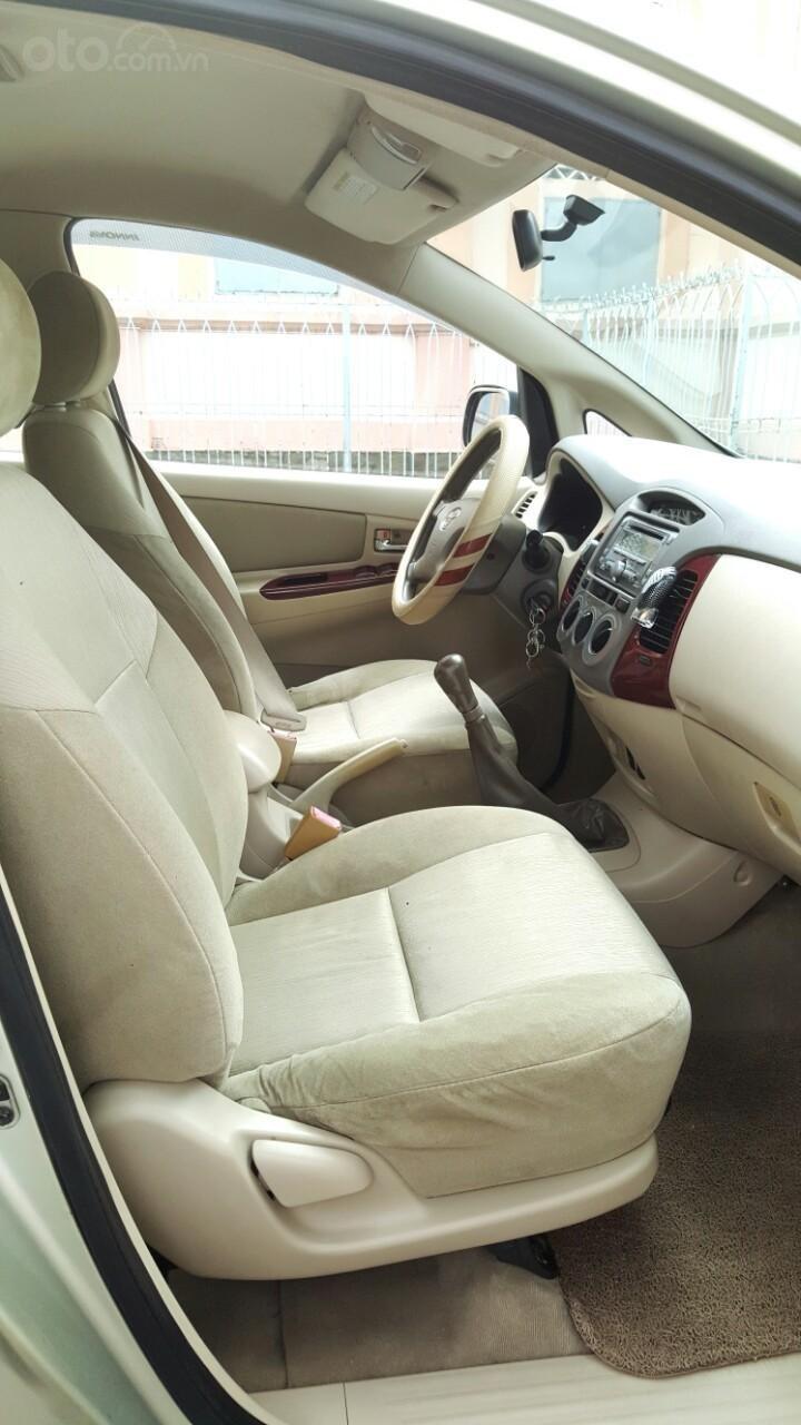 Bán ô tô Toyota Innova G đk T10/2006, liên hệ chính chủ 0913993465 Thanh (9)