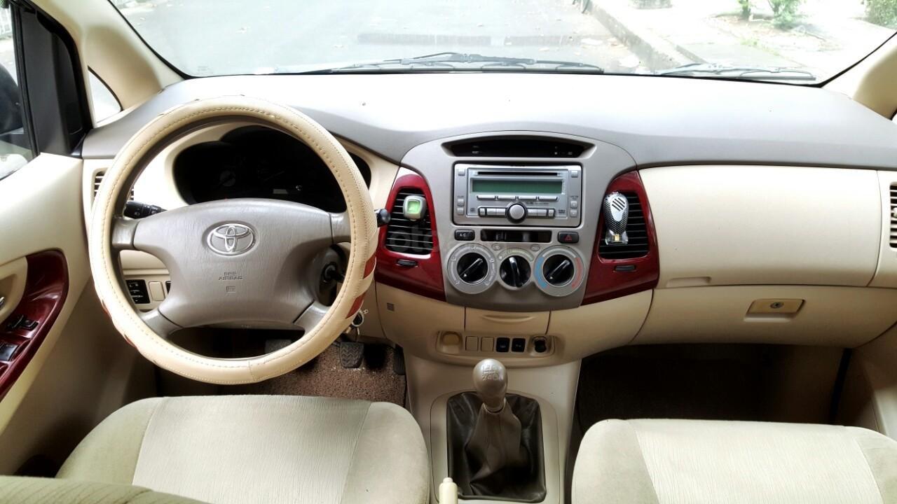 Bán ô tô Toyota Innova G đk T10/2006, liên hệ chính chủ 0913993465 Thanh (7)