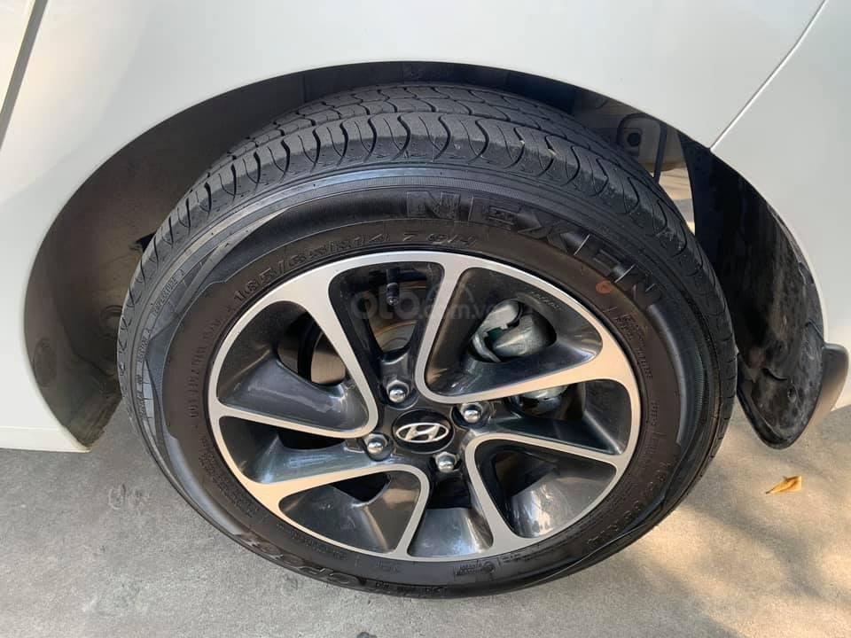 Bán xe Hyundai Grand i10 1.2 sản xuất 2018, màu trắng - Liên hệ 0979536168 (7)