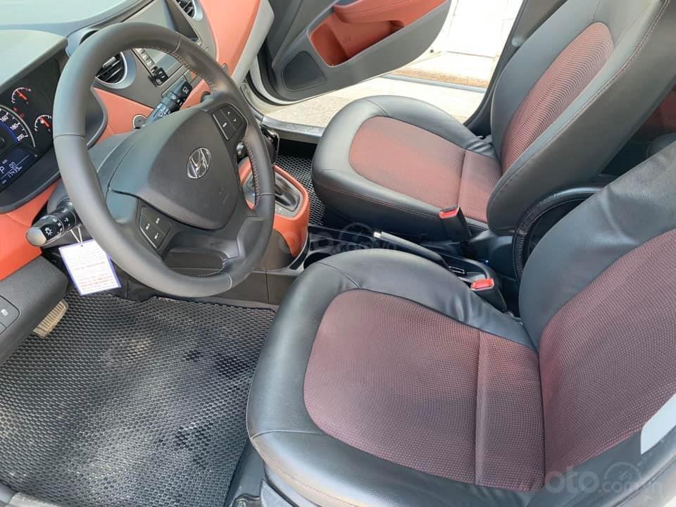 Bán xe Hyundai Grand i10 1.2 sản xuất 2018, màu trắng - Liên hệ 0979536168 (6)