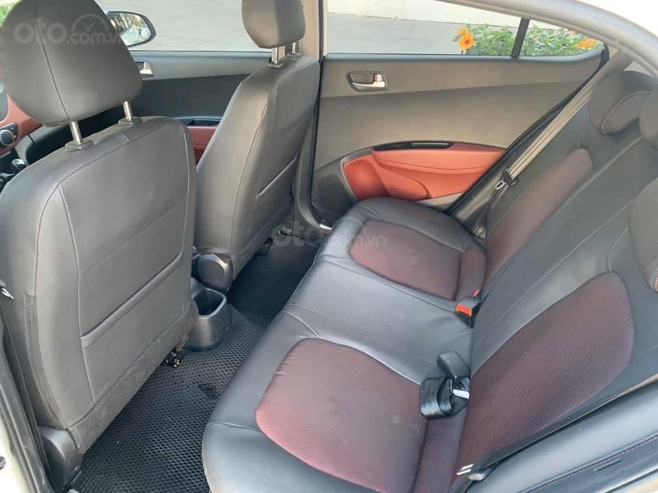 Bán xe Hyundai Grand i10 1.2 sản xuất 2018, màu trắng - Liên hệ 0979536168 (9)