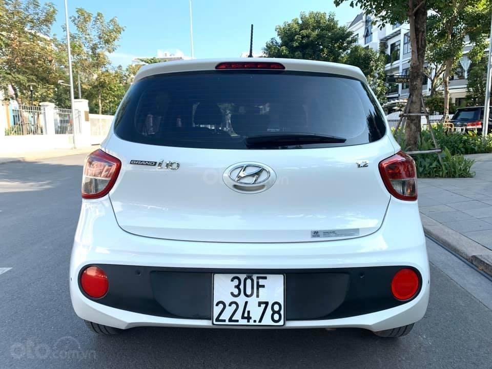 Bán xe Hyundai Grand i10 1.2 sản xuất 2018, màu trắng - Liên hệ 0979536168 (12)