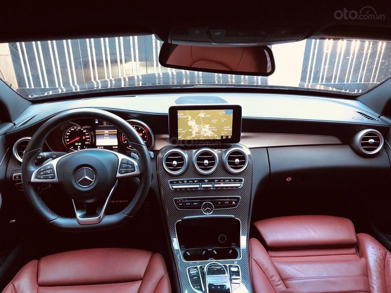 Bán Mercedes C300 AMG 2016 35.000km (7)