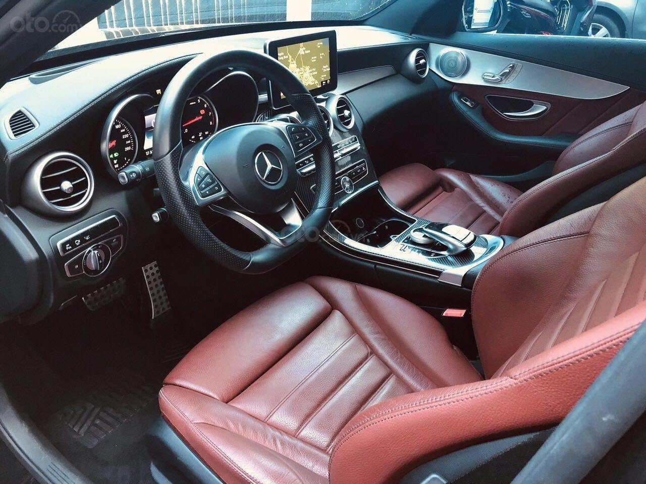 Bán Mercedes C300 AMG 2016 35.000km (8)