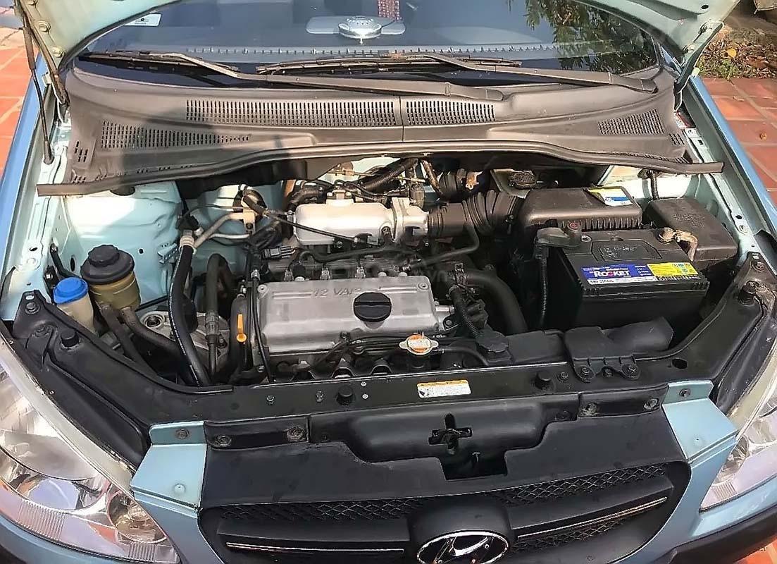 Hyundai Getz giá dưới 250 triệu đồng có đáng để mua? 7a