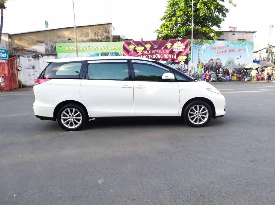 Bán Toyota Previa 2010, màu trắng, nhập khẩu   (11)