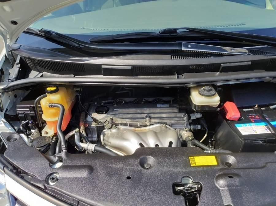 Bán Toyota Previa 2010, màu trắng, nhập khẩu   (7)