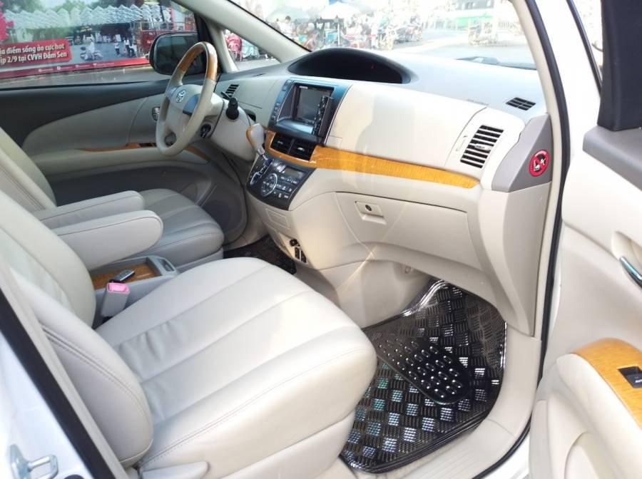 Bán Toyota Previa 2010, màu trắng, nhập khẩu   (1)