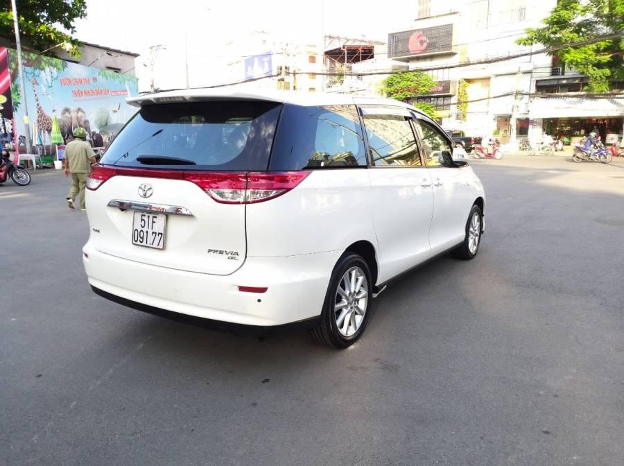 Bán Toyota Previa 2010, màu trắng, nhập khẩu   (6)