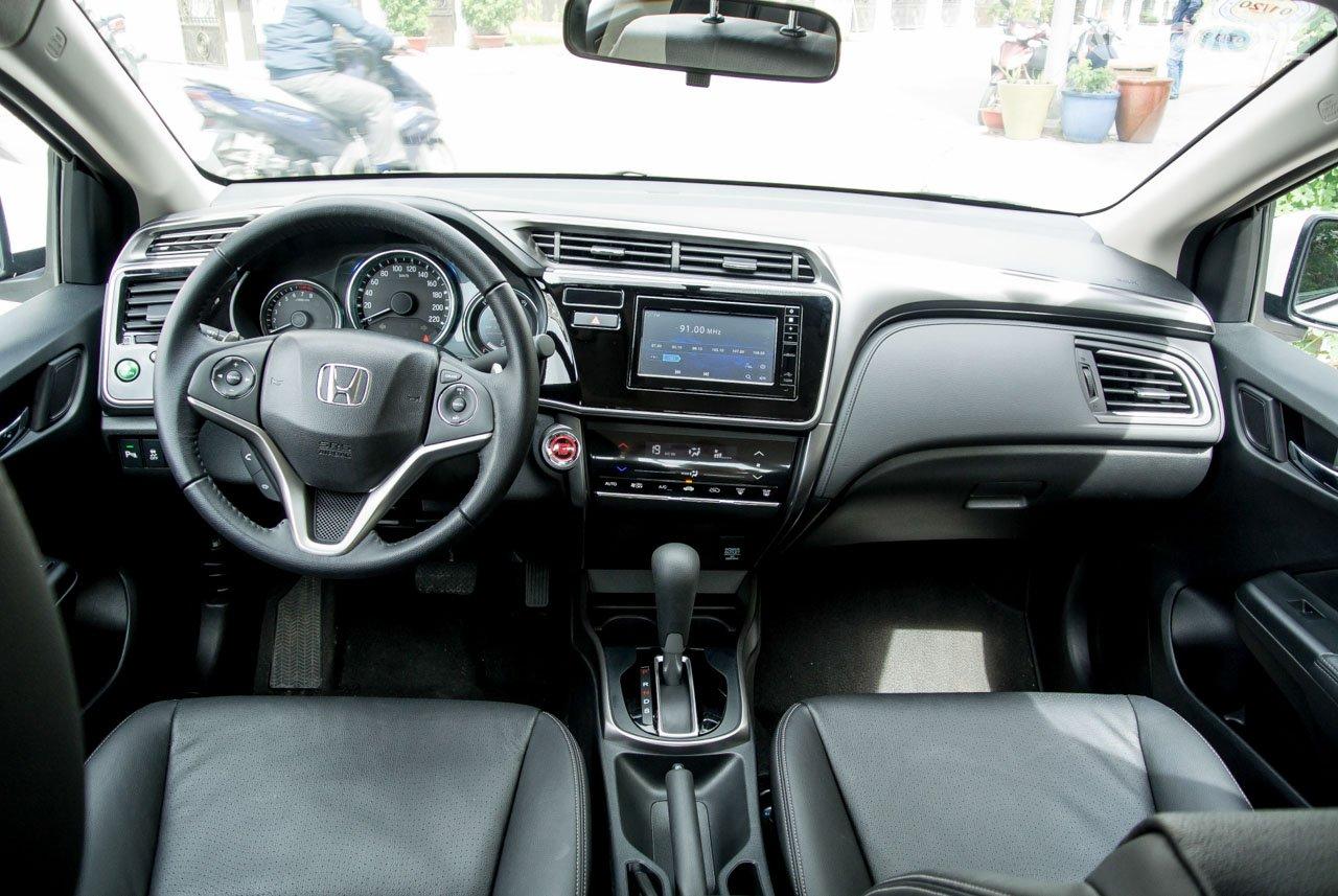 Thông số kỹ thật xe Honda City 2020 mới nhất tại Việt Nam a4