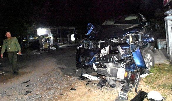 """Tai nạn liên hoàn ở Phú Yên: Xe bán tải là dòng xe """"nguy hiểm nhất"""" cho người tham gia giao thôngaz"""