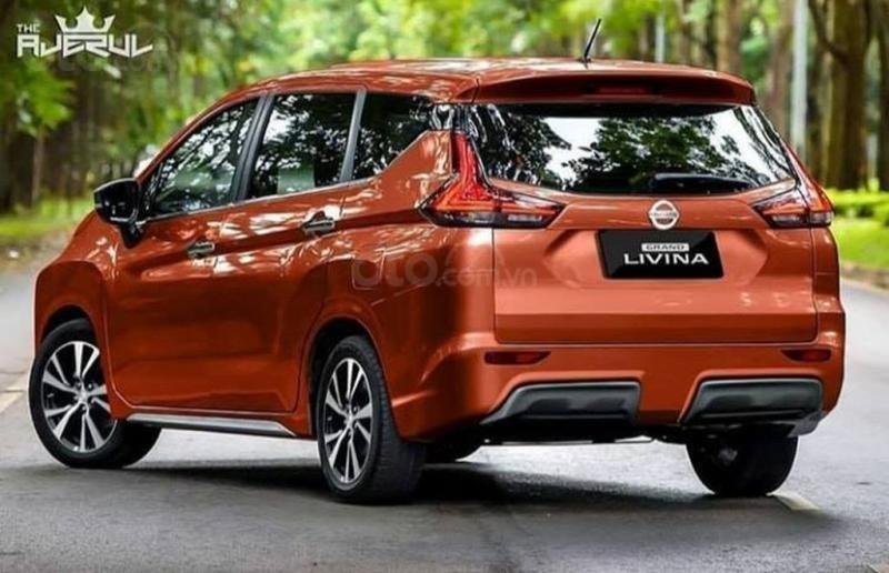 Bán Nissan Livina năm sản xuất 2019 (2)